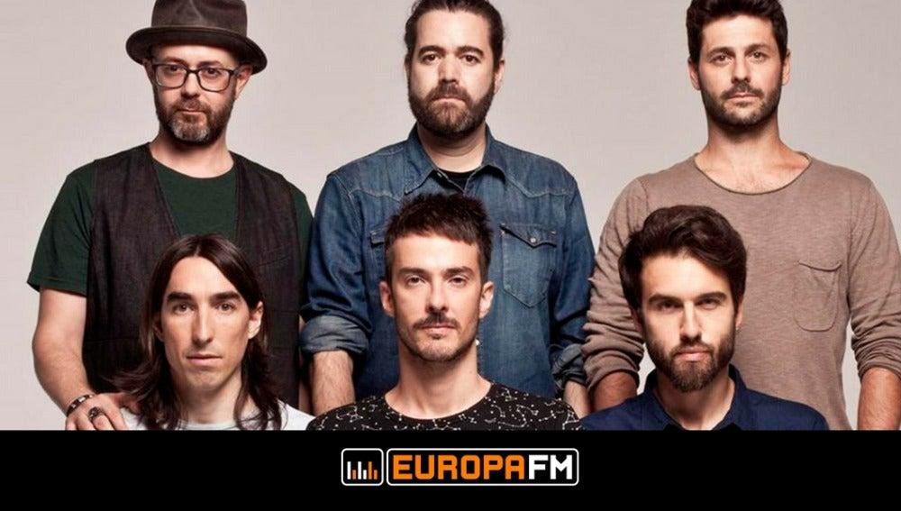Vetusta Morla, de gira con Europa FM