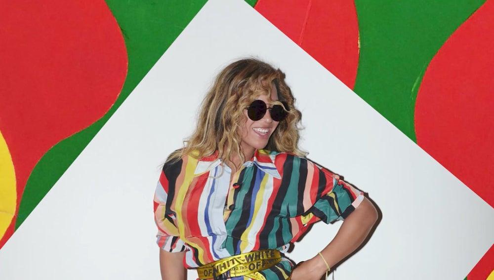 Beyoncé se une al remix de 'Mi Gente' de J Balvin