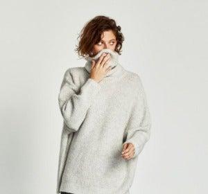 El jersey de Balenciaga de 895 euros que puedes comprar en ZARA por 29