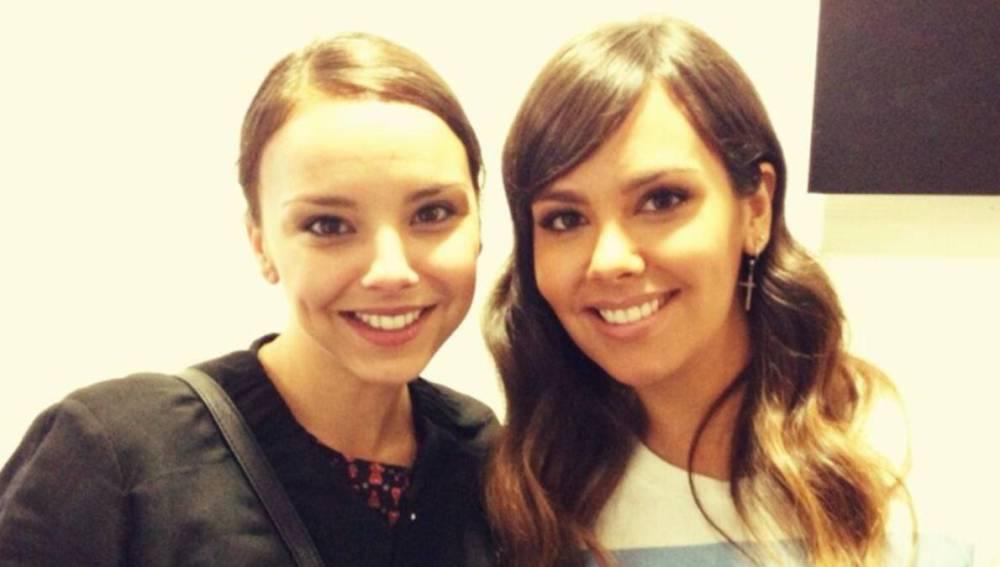 Chenoa y Cristina Pedroche
