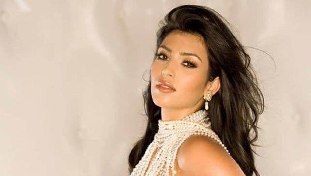 Kim Kardashian para Playboy