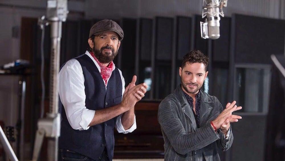 David Bisbal y Juan Luis Guerra versionan 'Si no te hubieras ido'