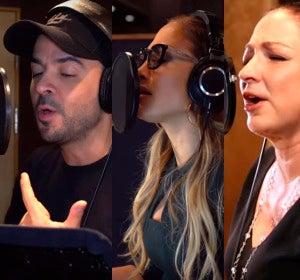 Luis Fonsi, Jennifer Lopez, Gloria Estefan, Camila Cabello, Marc Anthony y muchos más se unen para cantarle a Puerto Rico