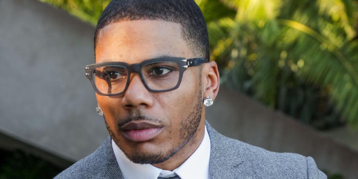 El rapero Nelly