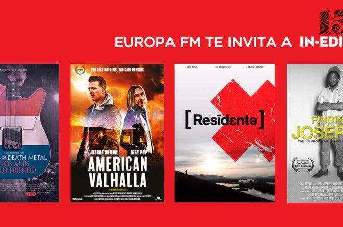 Europa FM te lleva al In-Edit 2017
