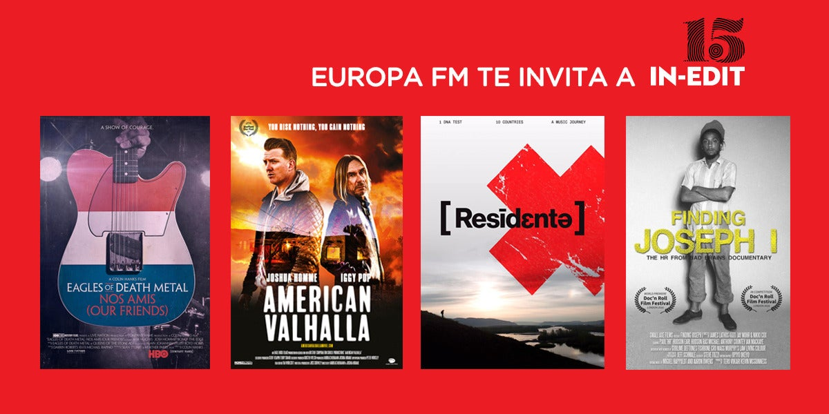 Europa FM te lleva al In-Edit 2017