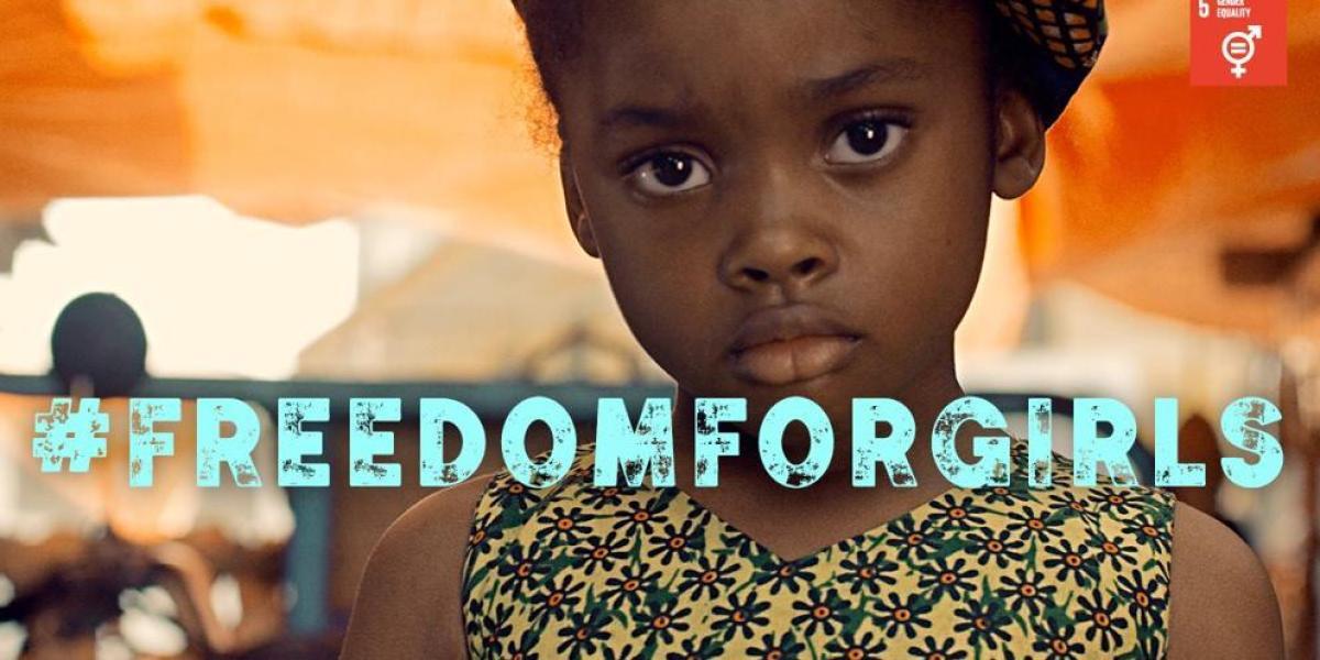 Libertad para las niñas