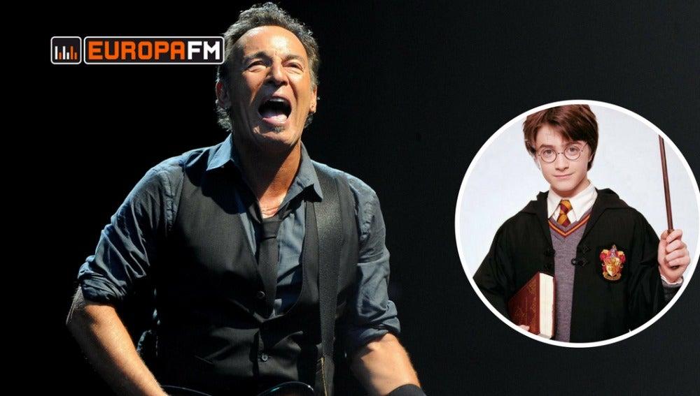 Bruce Springsteen escribió un tema para 'Harry Potter'
