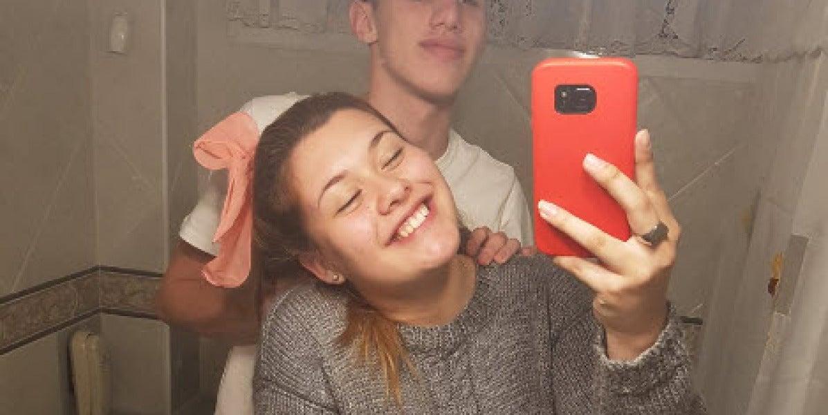 Una simple foto en el baño se hace viral