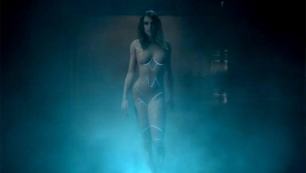 Taylor Swift en el adelanto del videoclio de 'Ready For It?'