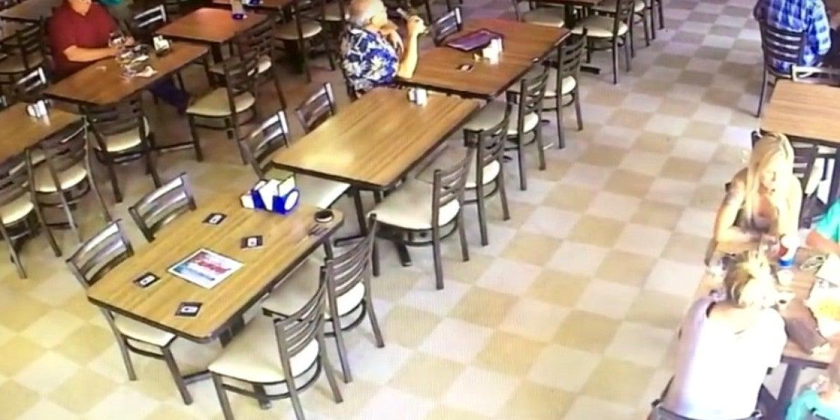 Fenómenos paranormales en un bar de California