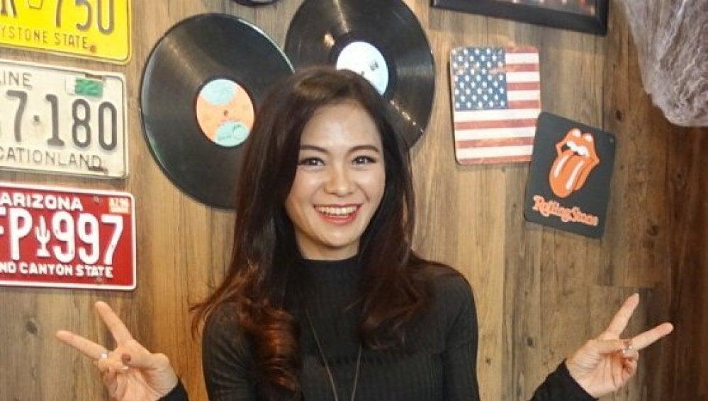 Puspa Dewi tiene 50 años aunque tan sólo aparente 30
