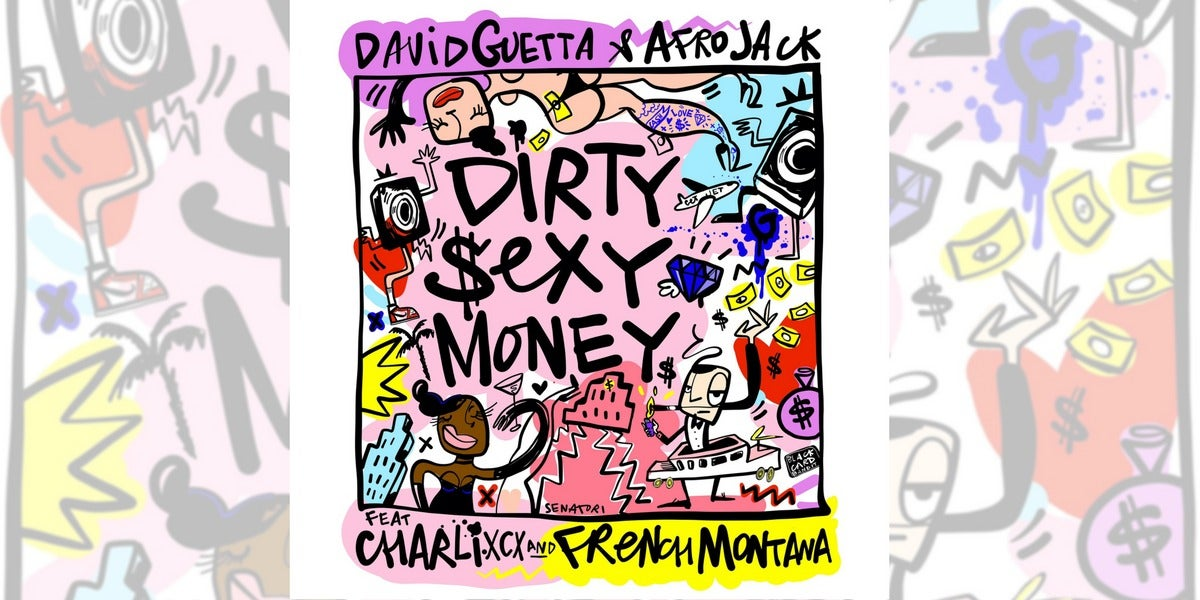 "David Guetta & Afrojack estrenan ""Dirty Sexy Money"""