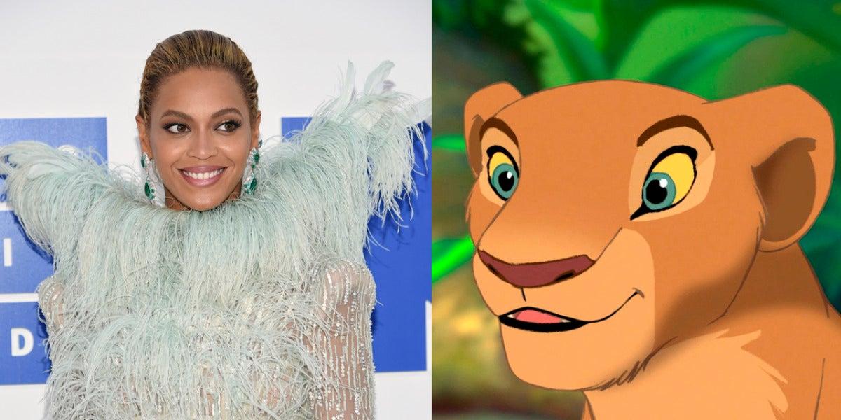 Beyoncé será Nala en el remake de 'El Rey León'