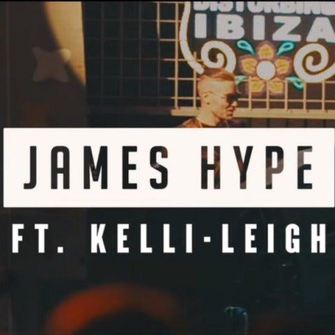 'More Than Friends' el nuevo temazo de James Hype