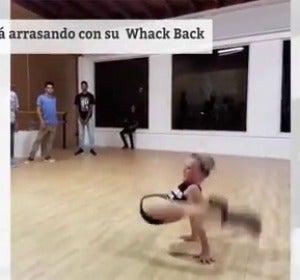 Vídeo: ¿Sabes qué es el Whack Back?