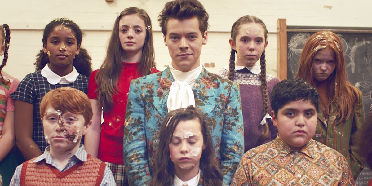 "Harry Styles de estreno con el video de ""Kiwi"""