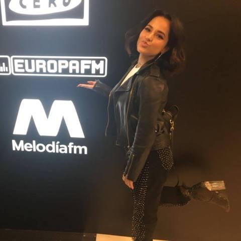 Becky G en EuropaFM