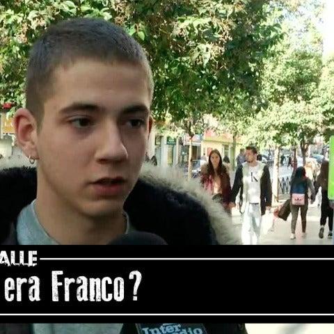 ¿Quién era Franco?