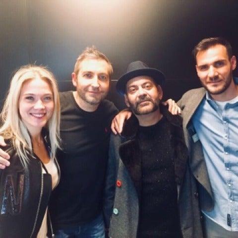 Patricia Montero, Frank Blanco, José Corbacho y Saúl Craviotto en europafm.com