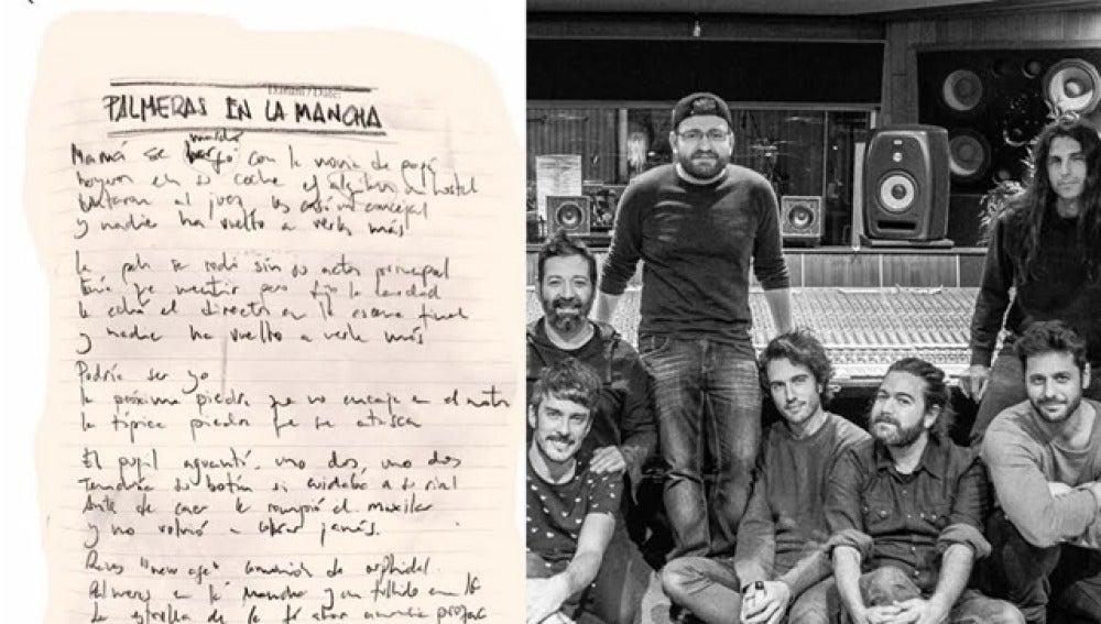 El Hand Álbum de Vetusta Morla
