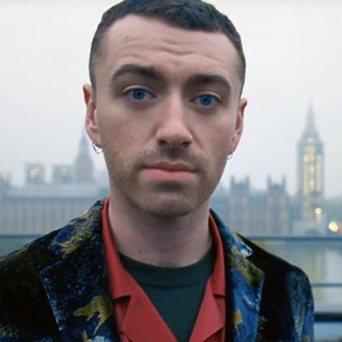 Sam Smith en el vídeo de 'One Last Song'