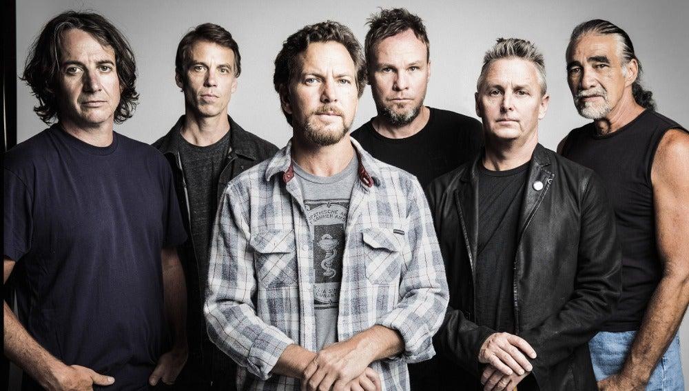 Pearl Jam actuará en Madrid y Barcelona en 2018