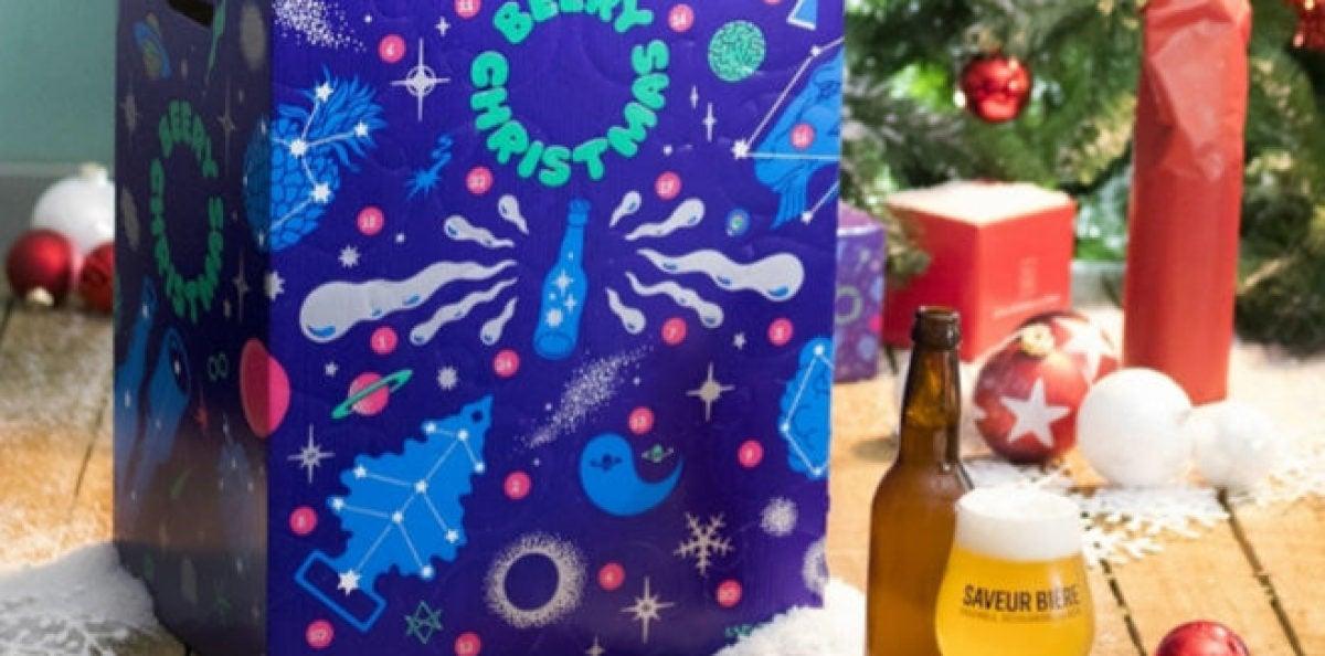 Este calendario de Adviento te da una cerveza diaria