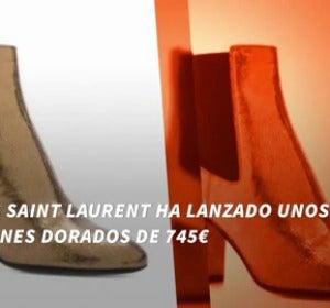 Vídeo: El clon de los botines de Yves Saint Laurent de 745€ que puedes comprar en Primark por 20€