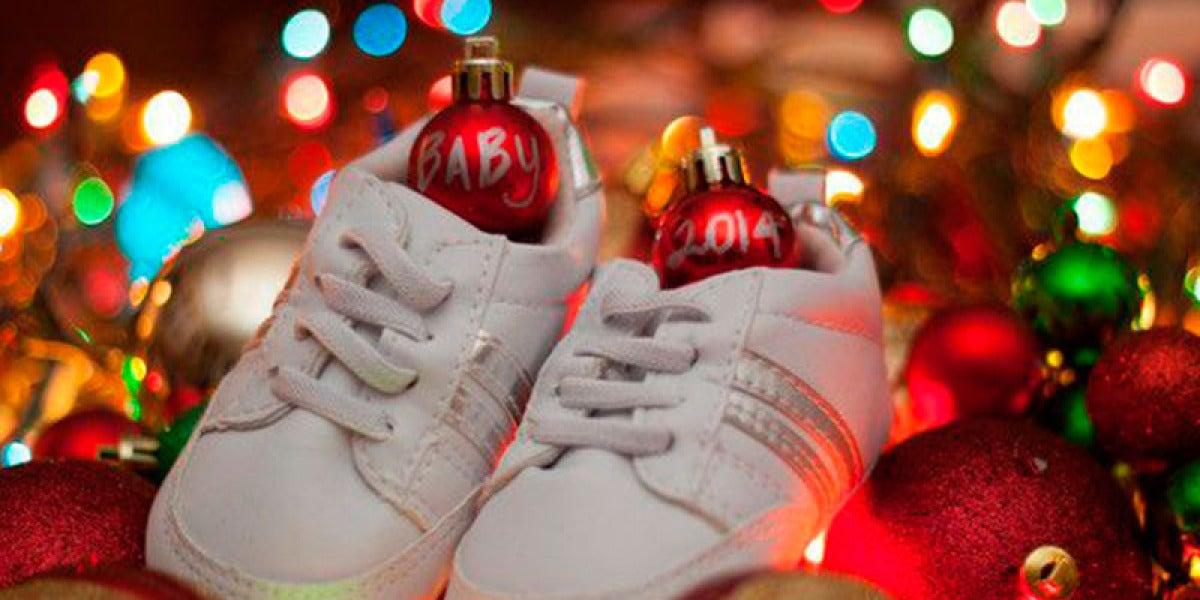 Muchos bebés se conciben en Navidad