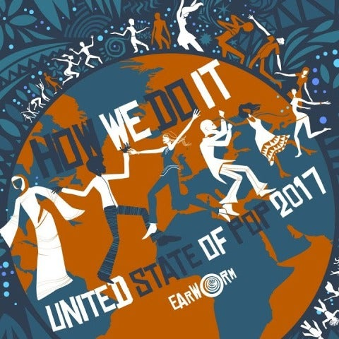 DJ Earworm - United State of Pop 2017 (How We Do It)