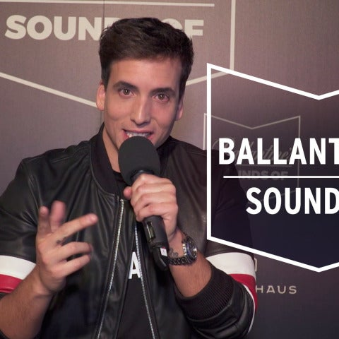 Xuso Jones entrevista a varios asistentes del 'Ballantines Sound of'
