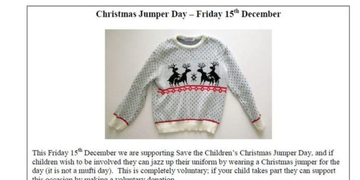 El polémico jersey navideño con renos copulando
