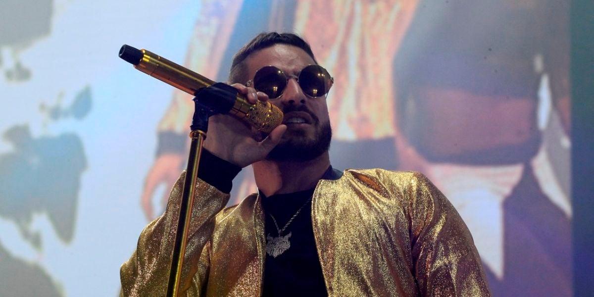 El cantante Maluma en una imagen de archivo