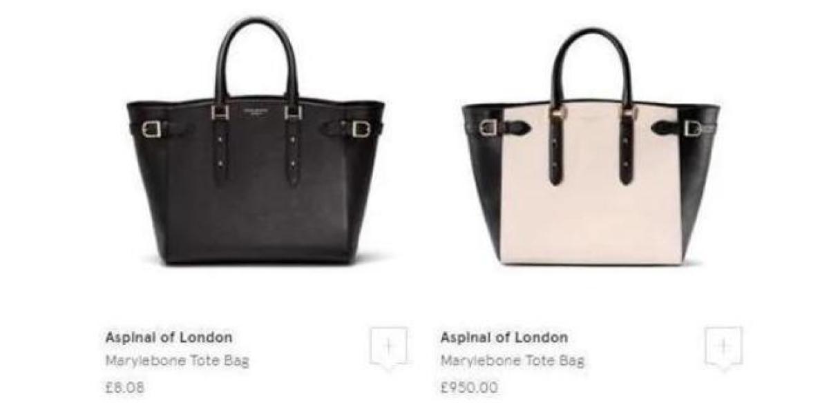 """Los bolsos Aspinal Of London """"rebajados"""" a menos de 10 euros en la web de Harrods"""