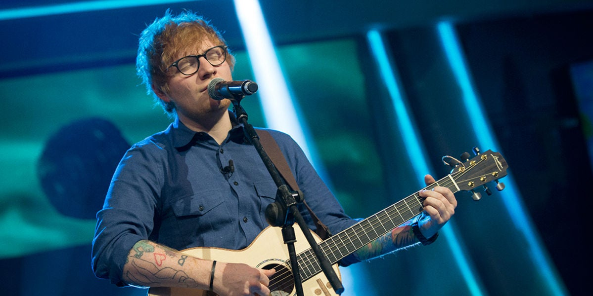 Súper Ed Sheeran