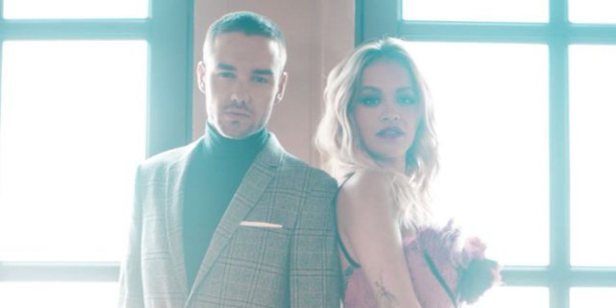 "Rita Ora y Liam Payne presentan ""For You"""