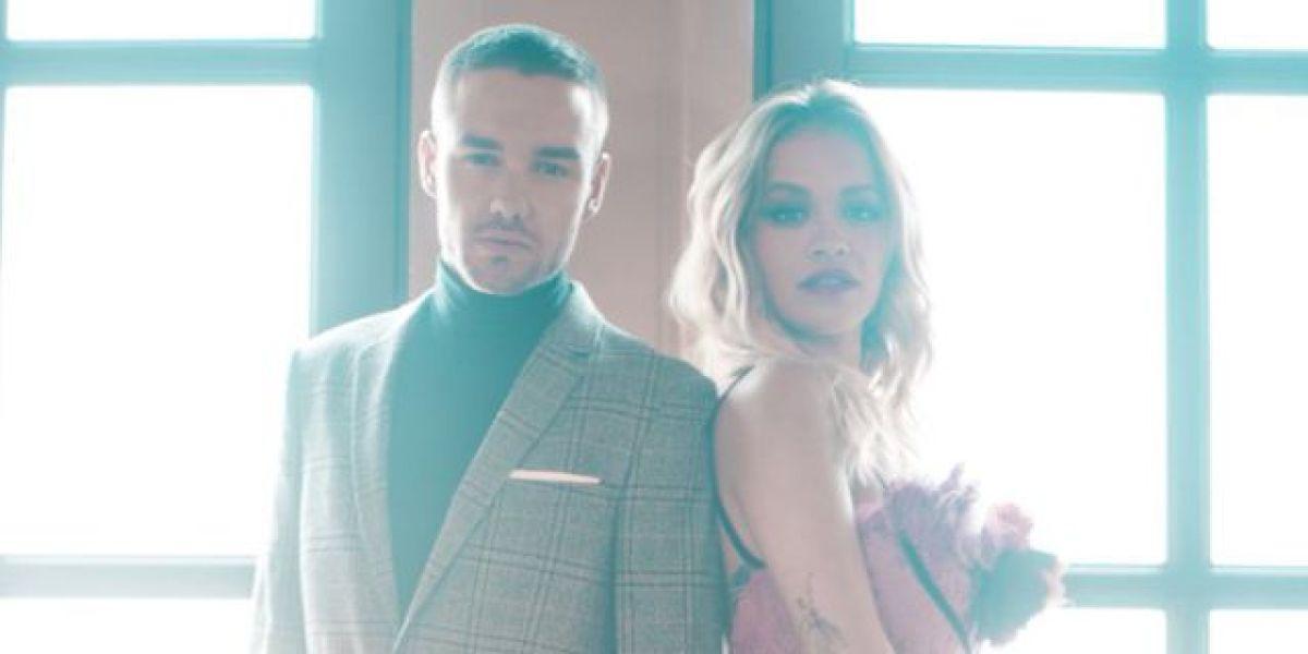 Liam Payne y Rita Ora cantan 'For You' para 'Cincuenta Sombras Liberadas'
