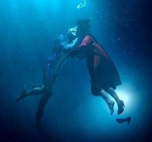 Póster de la película 'La Forma del Agua'