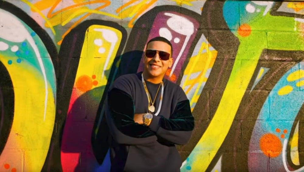 Daddy Yankee en el vídeo de 'Dura'