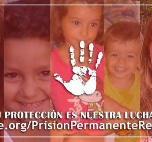 Petición para no derogar la prisión permanente revisable