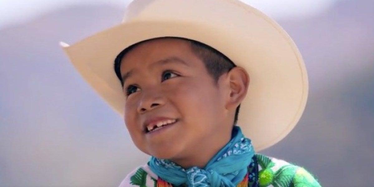 Yuawi López, el niño mexicano que canta 'Movimiento Naranja'