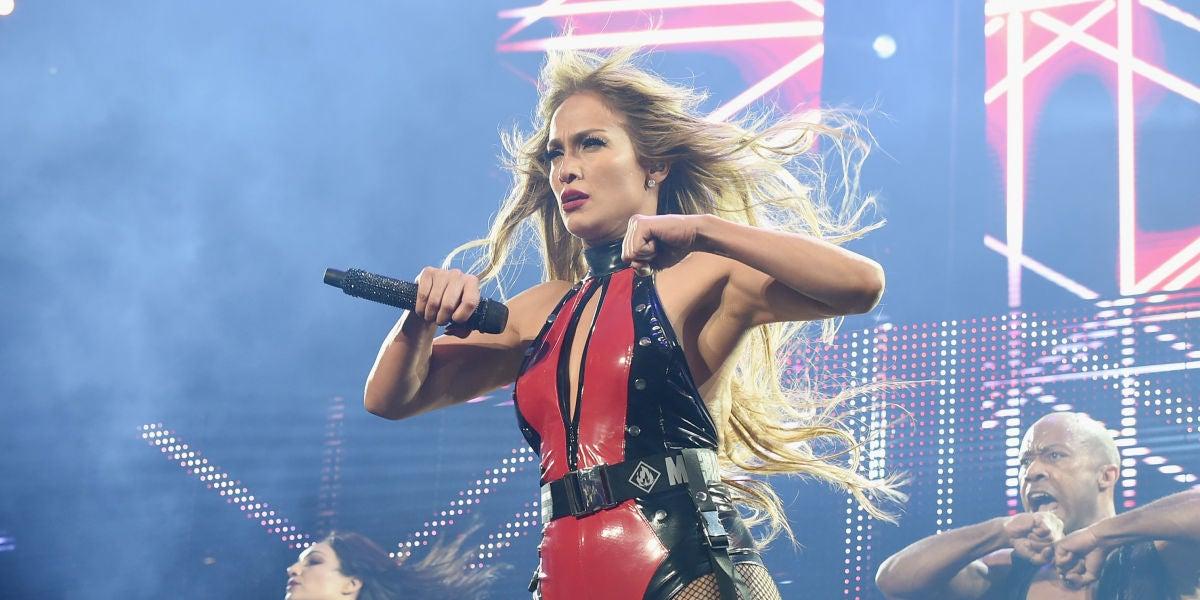 Jennifer Lopez en Los Ángeles