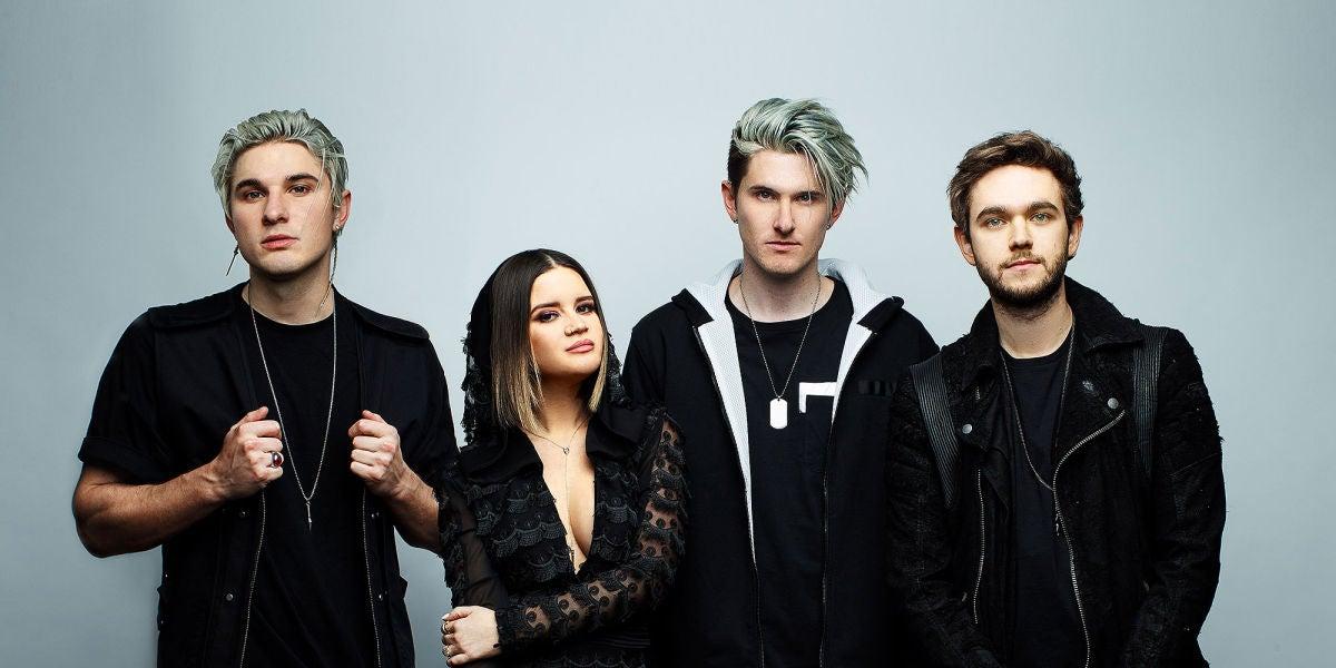 Zedd estrena 'The Middle' junto a Maren Morris y Grey