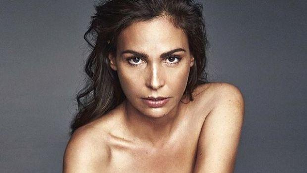 Vídeo Inés Sastre Recrea Su Desnudo Integral De Hace 21 Años Para