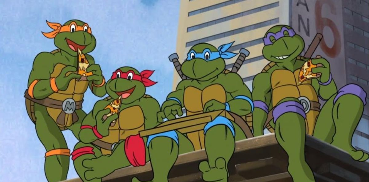 'Las tortugas Ninja', una serie mítica