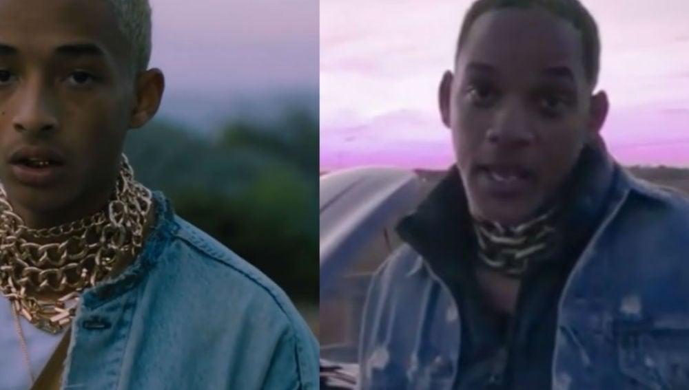 Will Smith trolea a su hijo Jaden