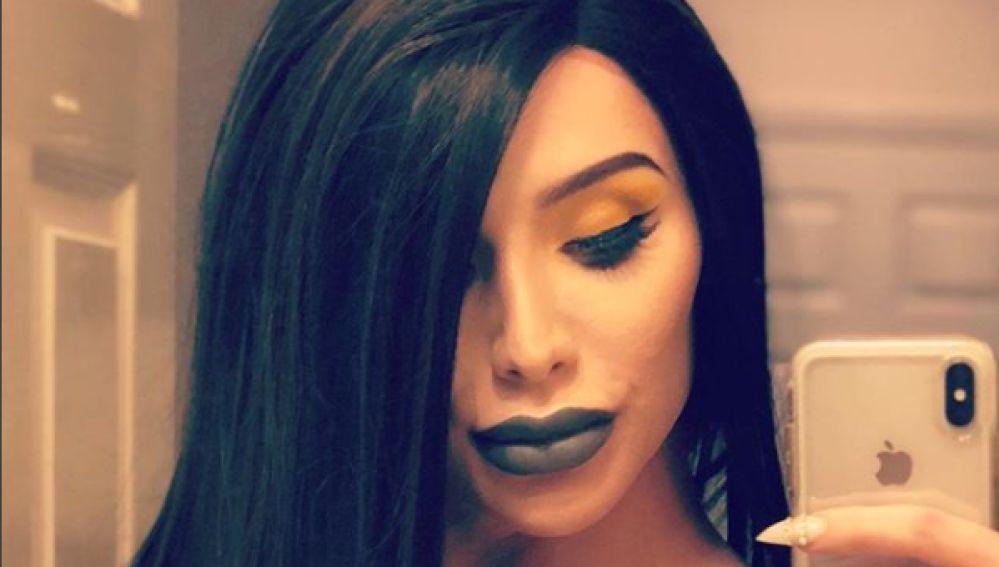 Una mujer transexual se gasta más 50.000 euros en parecerse a Kylie Jenner