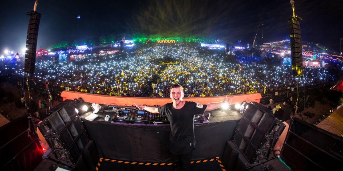 Martin Garrix se incorpora al cartel del Daydream Festival