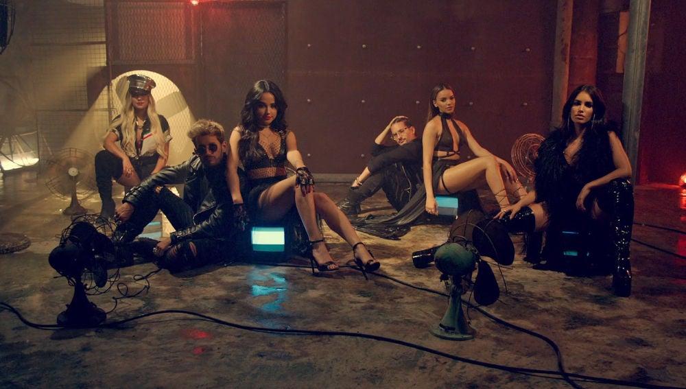 Lali Espósito, Becky G, Leslie Grace, Karol G y Mau y Ricky lanzan el remix de 'Mi Mala'